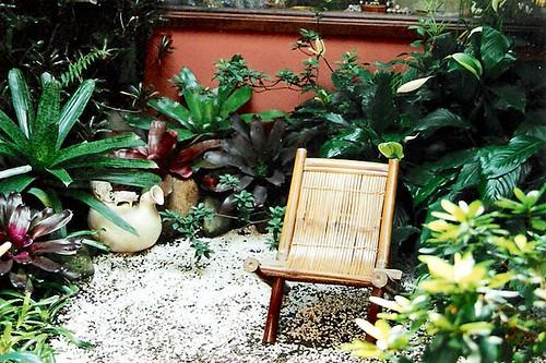 fotos jardins residenciais
