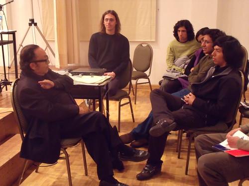 Germinaciones 2009: Encuentro con Edgar Valcarcel 46