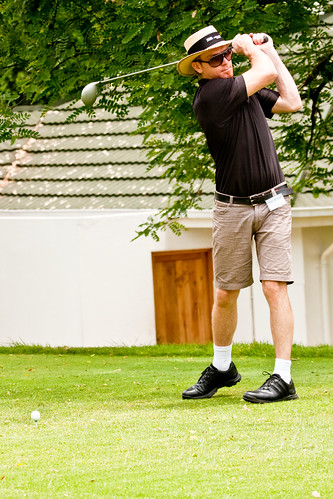 Rectron Golf Day - Tee Off-23