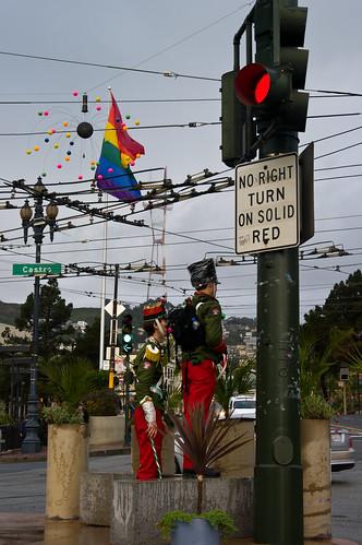 Guarding the Castro