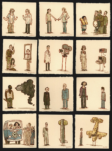 The LOST Showdowns (by scottlava)