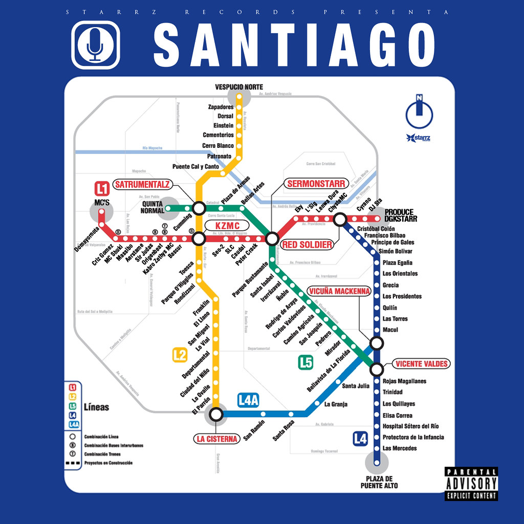 Santiago All Stars EP [2010]  4197550785_2c72a216d8_b