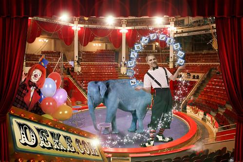 Circus of Deke
