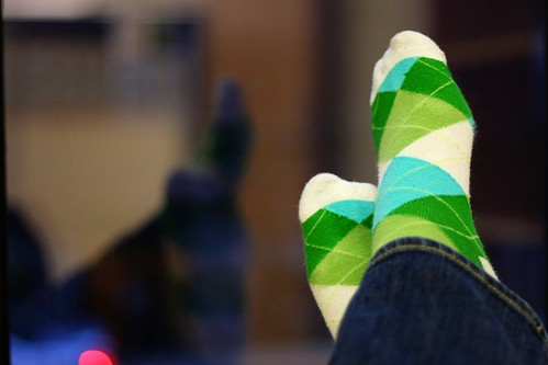 Week 18: Feet