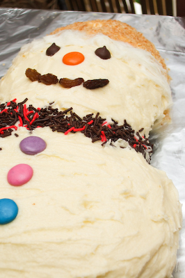Nutty Christmas Cake Recipe