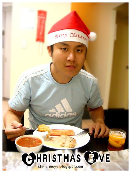 Christmas Eve Dinner 2009
