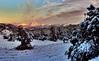Nevada en Benifallim (Alterio) Tags: winter snow canon eos spain nevada alicante invierno alacant 450d benifallim