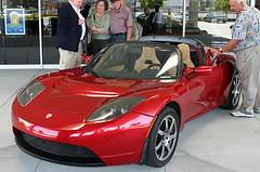 Tesla - Carro elétrico