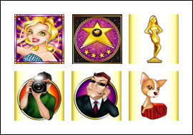 free Star Appeal slot game symbols