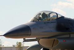 Viper Exit (Nick__Thomas) Tags: plane f16 viper pilot jetfighter aerospace fighterjet fightingfalcon lawndart