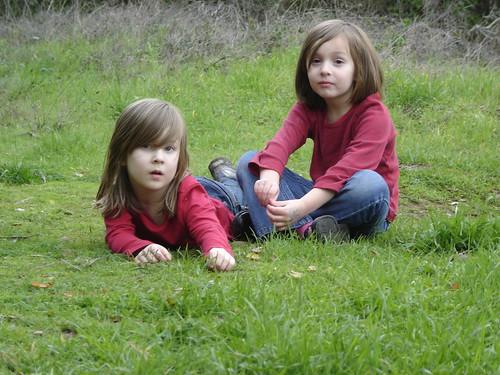 Stella and Rachael