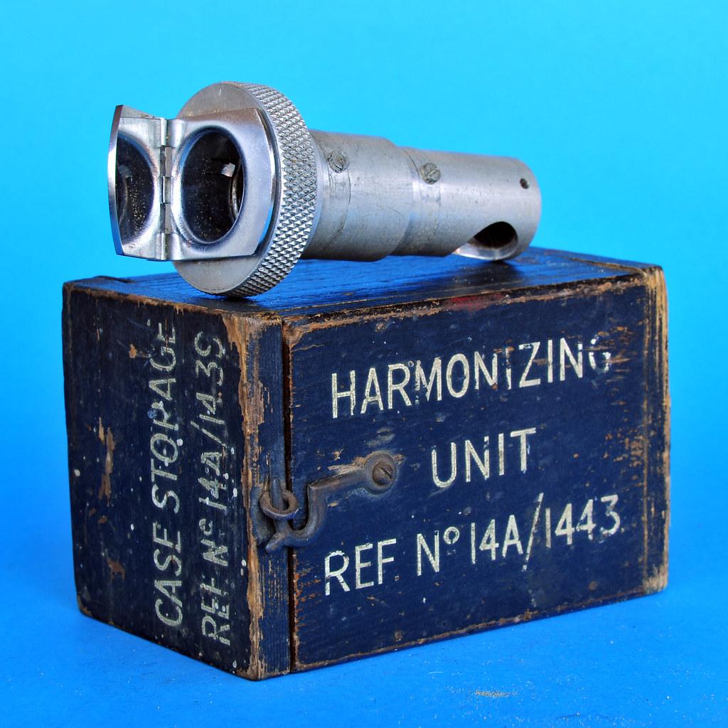 Spitfire Gun Camera Harmonizing Unit 14A-1443