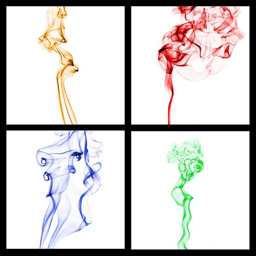 Smoke Sculptures (1)