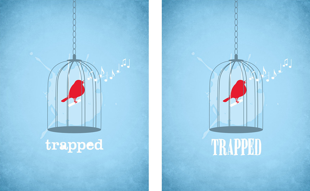 trapped: finance series