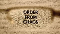 Order From Chaos