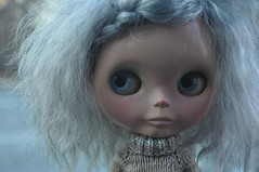 Little Gray Girl (Lawdeda ♡) Tags: from me by georgia sweater unitedstates you thank mohair marietta custom punky ebl frupu freckley lawdeda blythster
