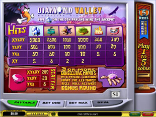 free Diamond Valley slot mini symbol