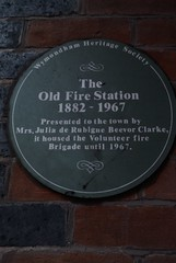 Photo of Green plaque number 3890