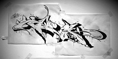 Sueme x Revok (Scotty Cash) Tags: nine lives awr msk sketches exchange revok 2010 nwk sueme