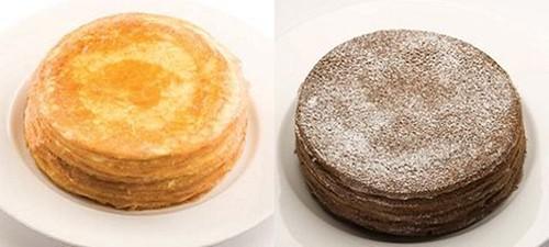 星野銅鑼燒 星芙蛋糕 千層蛋糕