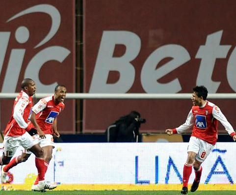 SC Braga 1 - 0 Sporting ©mais futebol