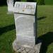 Headstone-Thornton, Bleeker H & Pressley Thornton Nancy