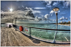 32/365 - HDR - Bournemouth.Boscombe.Pier.@.1200x804 (Pawel Tomaszewicz) Tags: uk wallpaper england sky sun sunlight colors beautiful sunshine clouds photoshop canon eos pier photo europe view angle image photos united wide picture wideangle ps images x dorset 1200 800 bournemouth molo hdr fable hdri iphone pawel cs3 boscombe ipad neatimage chmury 3xp photomatix greatphotographers wyspa wyspy 1200x800 swiato skyascanvas hdraward tomaszewicz paweltomaszewicz
