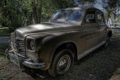 Classic Rover (WilliamBullimore) Tags: trees classic car vintage classiccar vintagecar automobile australia rover victoria marysville canonef2470mmf28lusm hdr hdri canonrc1wirelessremote manfrotto190xbtripod canoneos5dmarkii manfrotto322rc2heavydutygripballhead dpsmotivate