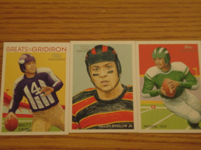 I liked these current NFLers in old style uniforms and helmets 5ff8b7a2f