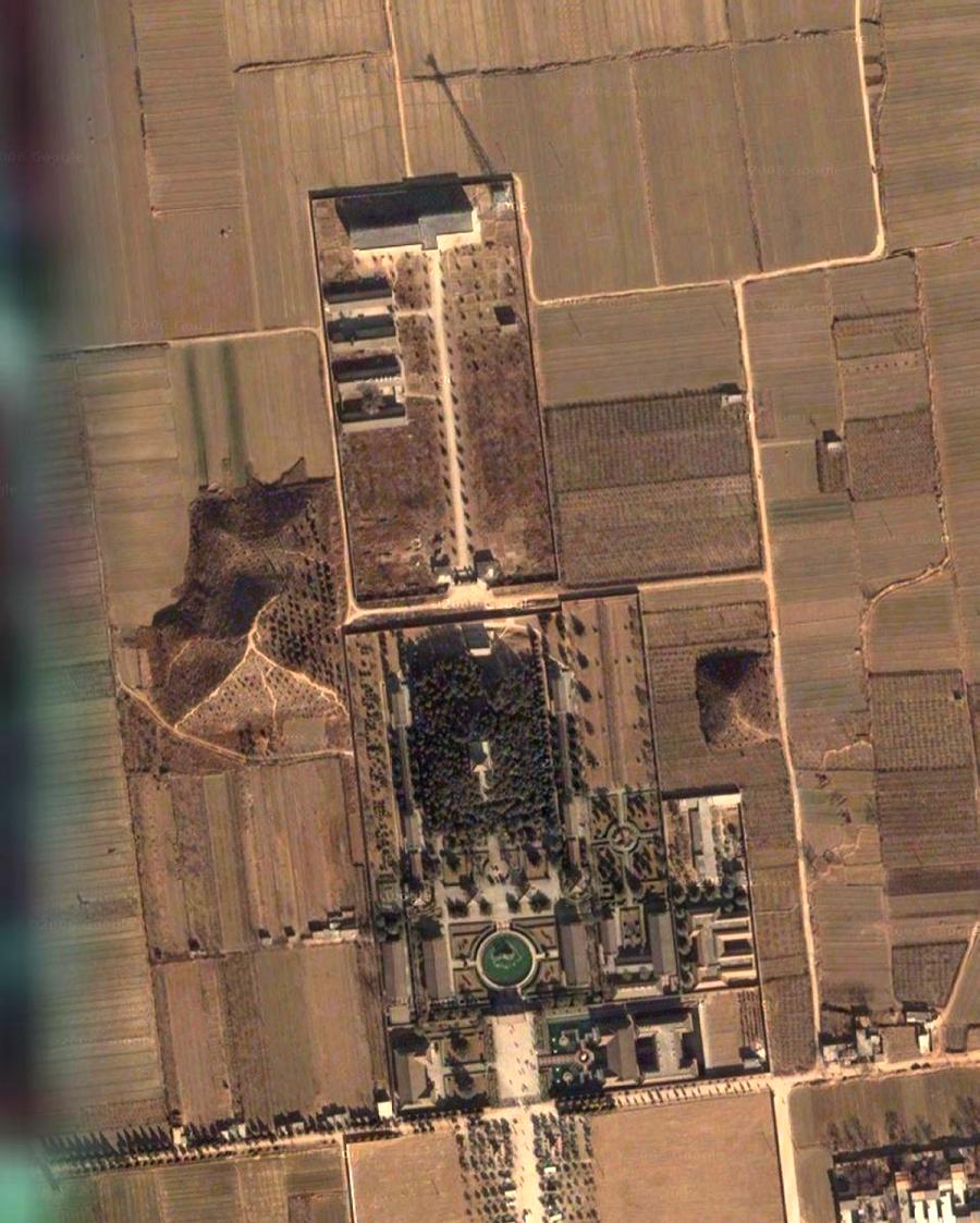 China_Pyramid_Huo-Qubing_Tomb_900