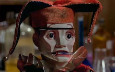 Whaddya mean you don't like clowns?