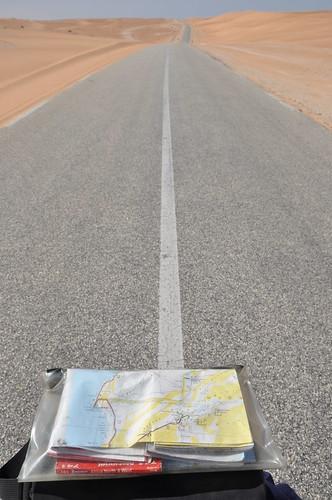 Red road to Nouakchott