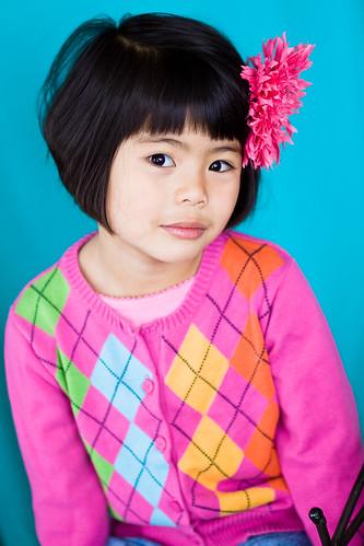 Mia Pink Flower-9