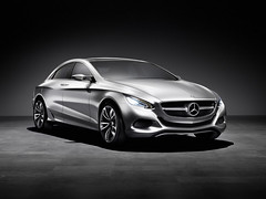 Mercedes Benz F800 concept pictures & video