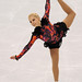 title|Elena Glebova (EST) performs her free skate. (Photo by Saeed Khan/AFP/Getty Images)