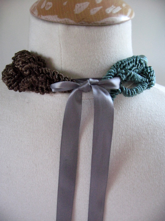 DIY Rope Necklace 7