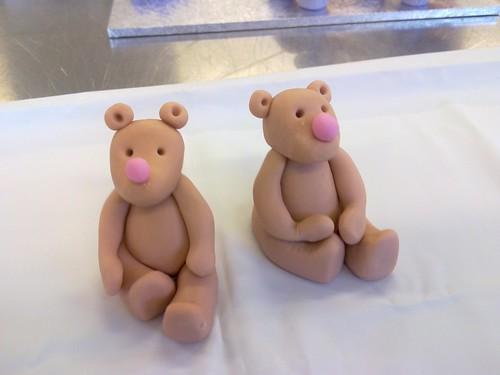 Planet Cake Model Bears