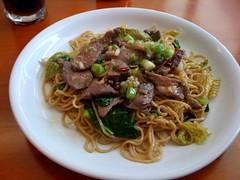 Pot roast with housemade noodles (The DLC) Tags: ironhorse olatheks