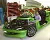 Frank Cloutier/eVaro car