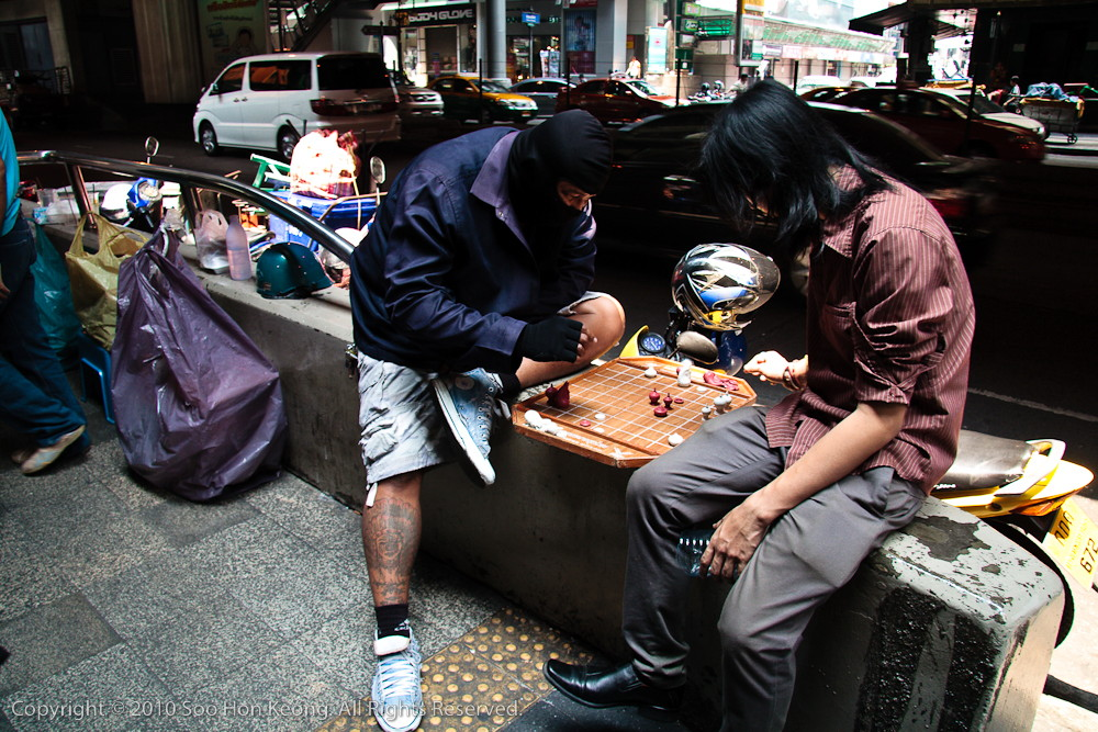 Casual Board Games @ Bangkok, Thailand