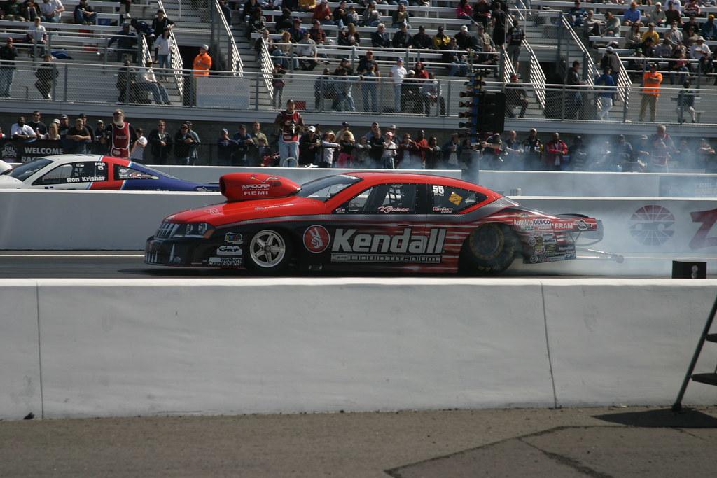 Kendall Oils Pro Stock MOPAR Racer