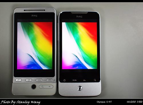 HTC Legend Preview