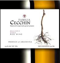 Degustación de vinos de la Bodega Cecchin en Uva Mystic Martínez