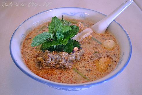 Curry Laksa (RM7.90)
