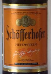Schöfferhofer Hefeweizen
