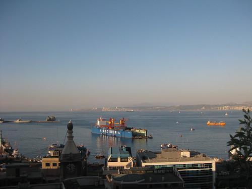 view of Valparaíso