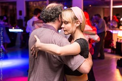 Elina and Jean-Pierre, Tango Factory, Brussels, August 2016