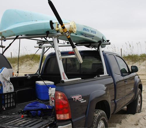 Rod Holders For Trac Rac Texas Shark Fishing