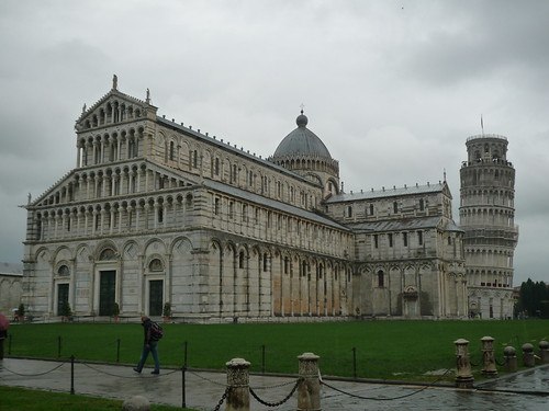 Il Duomo & Leaning Tower, Pisa