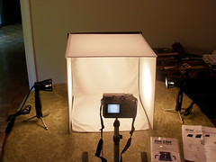 Photo studio all set up